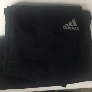 Cropped Adidas athletic wear